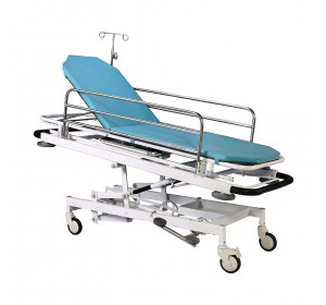 Wellton Healthcare Emergency and Recovery Trolley Hydraulic WH 1393