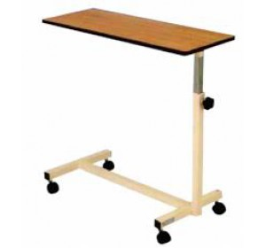 Wellton Healthcare Manual Over Bed Table WH1149