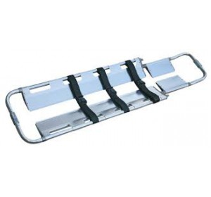 Wellton Healthcare Aluminium Scoop Type Stretcher WH-527